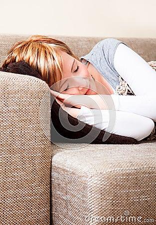 Sleep couch