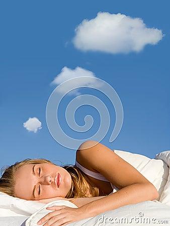 Sleep dreaming