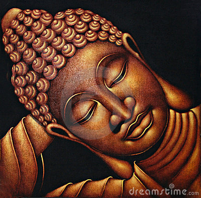Free Sleeping Buddha Stock Photos - 13357663