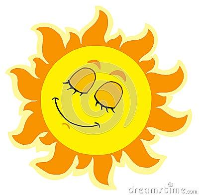 Sleeping Sun