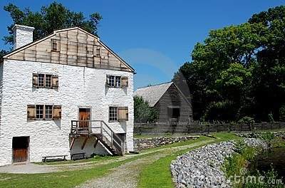 Sleepy Hollow, NY:  Philipsburg Manor