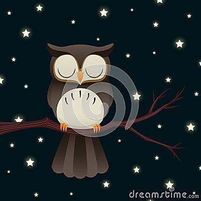Sleepy Owl Royalty Free Stock Photos Image 30360268