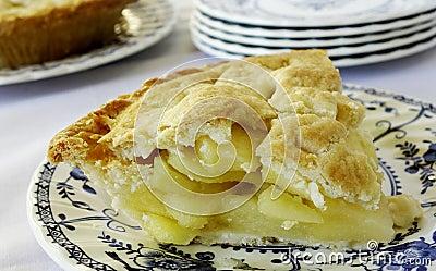 Slice Of Apple Pie.