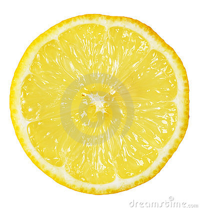 Free Slice Of Lemon Royalty Free Stock Photo - 4851735