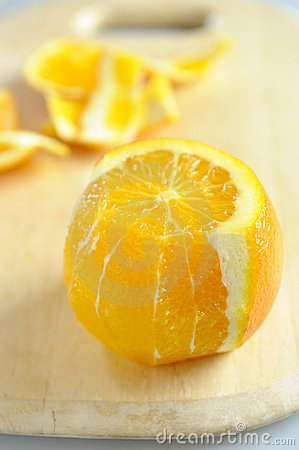 Slice Orange Stock Photography - Image: 23024862