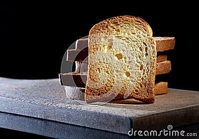 Slice ot toast
