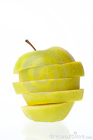 Free Sliced Apple Royalty Free Stock Photography - 15904457