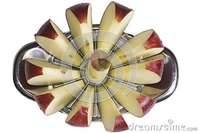 Sliced Apple 3
