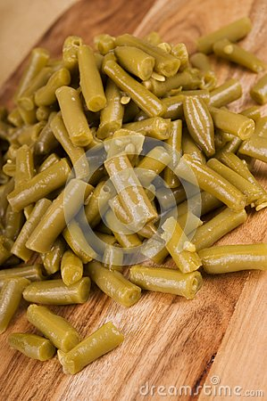Sliced Green Beans