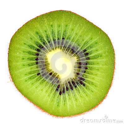 Free Sliced Kiwi Royalty Free Stock Photography - 28571587