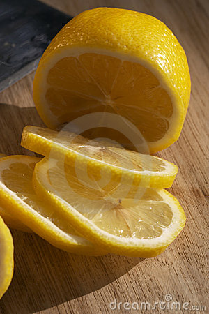 Sliced Lemon 2
