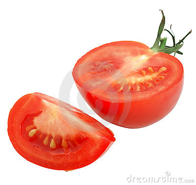 Free Sliced Tomato Royalty Free Stock Images - 7164109