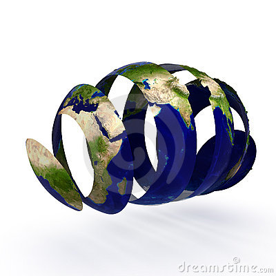 Sliced world