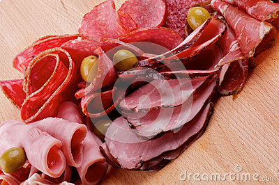 Slices of Delicatessen