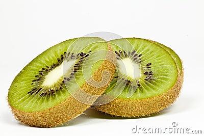 Slices of Kiwifruit