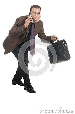 Free Slick Businessman Stock Images - 598594