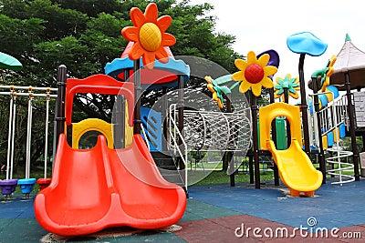 Slide,amusement park