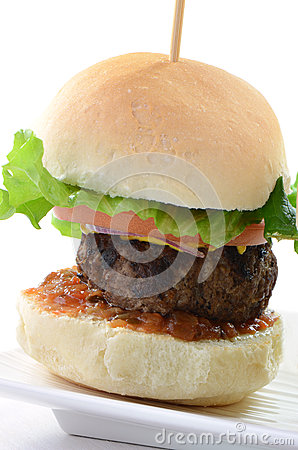 Slider do Hamburger