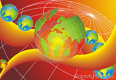 Slider World Globes