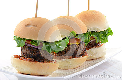 Slideres do Hamburger