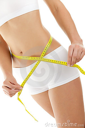 Free Slim Body Royalty Free Stock Photos - 12216818
