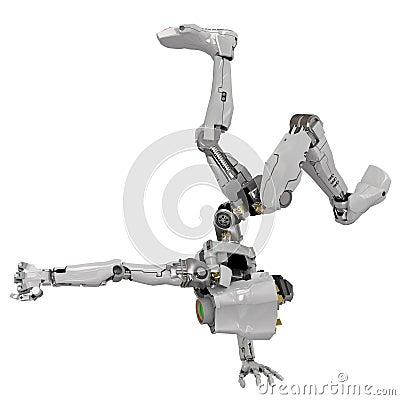 Slim Robot, Acrobatic
