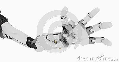 Slim Robot Arm