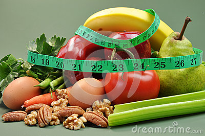Slimming Diet Healthy Food