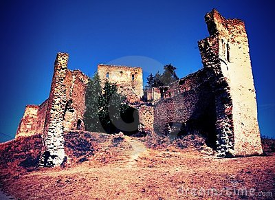 Slimnic castle