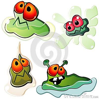 Slimy germs