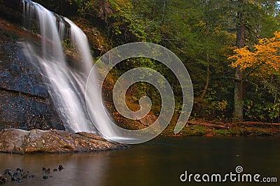 Slip Rock Falls