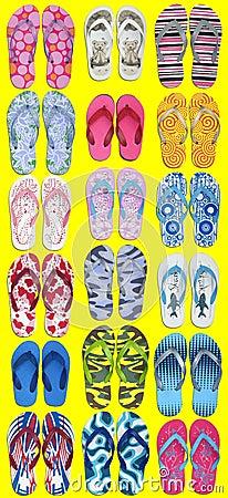 Free Slippers Stock Photo - 2920680