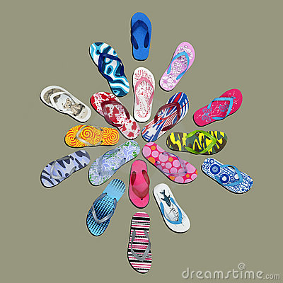 Free Slippers Stock Image - 2920941