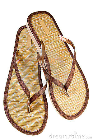Free Slippers Royalty Free Stock Photography - 6327607