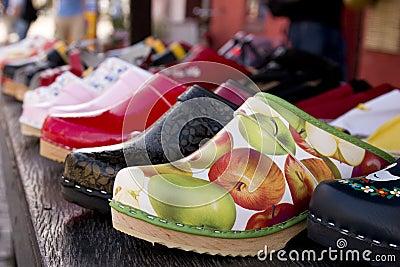 Slippers, sweden