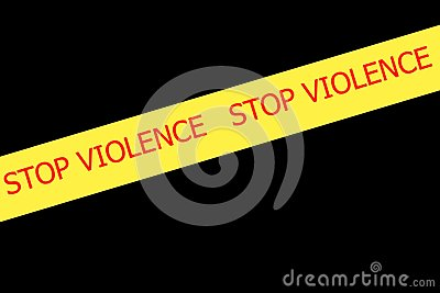 slogan for tv violence Slogan stop domestic violence on yellow tape - gg70505961 gograph stock photography, illustrations, and clip art allows you to quickly find the right graphic.
