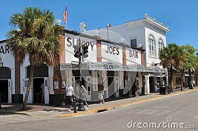 Sloppy Joes Bar, key west florida