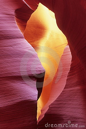 Slot Canyon #2, Lower Antelope Canyon, Arizona