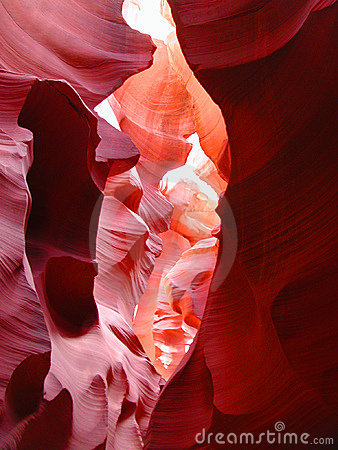 Slot Canyon Maze of Light