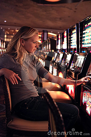 Free Slot Casino Stock Photography - 13287532