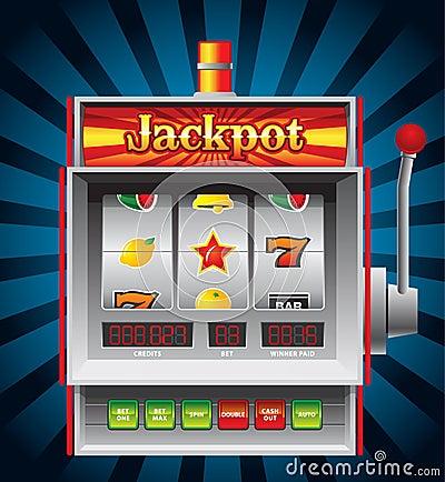 Free Slot Machine Royalty Free Stock Images - 11934059