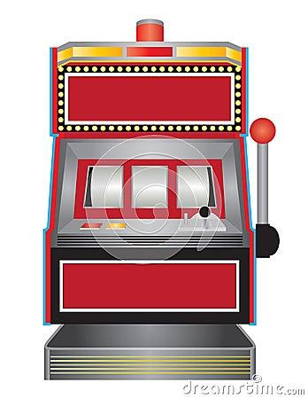Free Slot Machine Royalty Free Stock Photography - 12270117