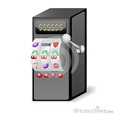 Slot maskine videoer vektor