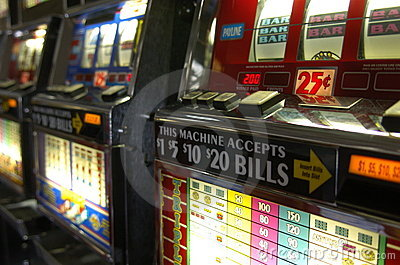 Slot Machines 2 Editorial Image