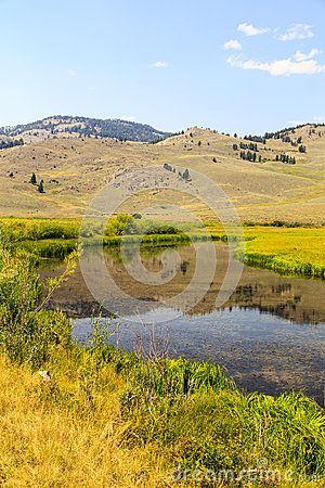 Slough Creek Yellowstone