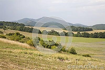Slovakia - Sitno peak