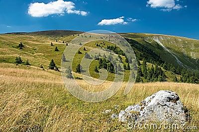 Slovakiska berg