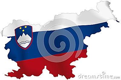 Slovena flag
