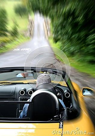 Free Slow Down Royalty Free Stock Photos - 252898