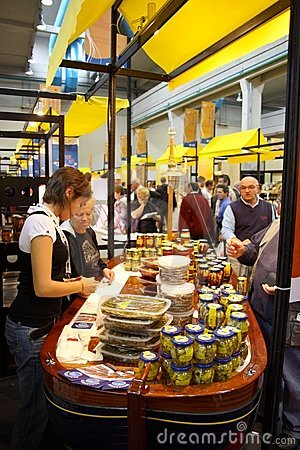 Free Slow Food And Terra Madre. Salone Del Gusto 2008 Royalty Free Stock Image - 6864386